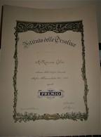 IST.ORSOLINE COMO ASSEGNAZIONE PREMIO 1931-1932 - Diplomas Y Calificaciones Escolares
