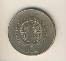 """Gedenkmünze Polen,10 Złotych, 1969 """"Volksrepublik""""  (66) - Polen"""