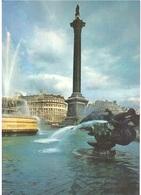 CARTOLINA  X ITALY - Trafalgar Square