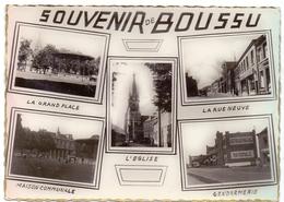 PK - Boussu - Souvenir De Boussu - Boussu