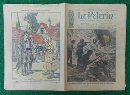 Revue Illustrée Le Pèlerin - Octobre 1921- Les Commissaires Des Soviets Pillent Des Vivres Envoyées Par Les Américains - Journaux - Quotidiens