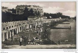 CRIKVENICA:  THE  BEACH  -  PHOTO  -  TO  AUSTRIA  -  FP - Croazia