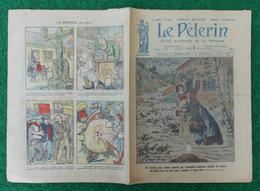 Revue Illustrée Le Pèlerin - Octobre 1921- La Catastrophe D'Oppau - Le Sauvetage Des Sinistrés Par L'Armée - Journaux - Quotidiens