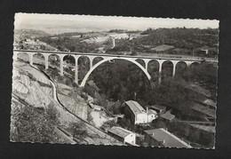 Viaduc De Pélussin / Canton Du Pilat Arrondissement De Saint Étienne CPSM Loire - Pelussin