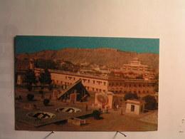 Rajasthan - Jaipur - Observatory - Postcards