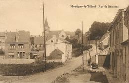 MONTIGNY LE TILLEUL - Rue De Bomerée - Montigny-le-Tilleul