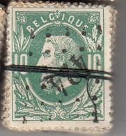 100 Timbres N° 30 En Bon états - 1869-1883 Léopold II