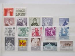 AUTRICHE -  Année 1961   Du N° 925 /41  NEUFS XX  VOIR  PHOTO - Oostenrijk