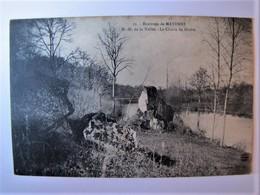 FRANCE - MAYENNE - NOTRE-DAME DE LA VALLEE - La Chaire Du Diable - 1907 - France