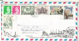 MALLORCA SOBRE TURISTICO CC MAT PAGUERA AUTONOMIA EUSKADI DIA DEL SELLO FILATELIA REY - 1931-Hoy: 2ª República - ... Juan Carlos I