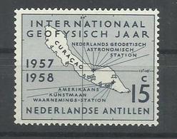 ANTILLAS HOLANDESAS   YVERT  258  MNH  ** - Curazao, Antillas Holandesas, Aruba