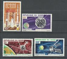 NIGER YVERT AEREO  58/61   MNH   ** - Níger (1960-...)