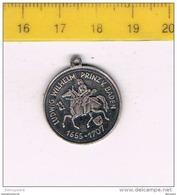 Medaille 552  - Ludwig Wilhelm Prinz V Baden - Confoederatio Republica - Adel