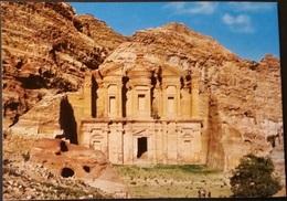 Ak Jordanien - Petra - View Of Eddeer At Petra - Jordanien