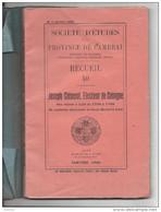 JOSEPH CLEMENT, Electeur De Cologne, Son Séjour à Lille De 1704 à 1708 Par Edmond Leclair , Br. 144 P 1933 - Livres, BD, Revues