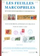 FRANCE Les Guichets Annexes En France De P . LAVENAS 153 Pages Avec Cotes édition 2000 Environ. Rare. - Oblitérations