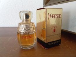 ACHAT IMMEDIAT;;;;MINIATURE YVRESSE  - YVES SAINT-LAURENT - 7,5 ML EAU DE TOILETTE VAPO - Modern Miniatures (from 1961)
