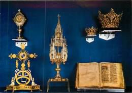 Belgique - Hal - Halle - Sint-Martinusbasiliek  - Pièces Maîtresses Du Trésor - Art Religieux - Carte Neuve - Voir Scans - Halle