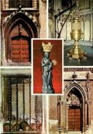 Belgique - Hal - Halle - Sint-Martinusbasiliek  - Multivues - Art Religieux - Carte Neuve - Voir Scans Recto-Verso - Halle