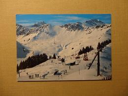 Champéry Planachaux - Skilift - Portes Du Solei  (5781) - VS Wallis