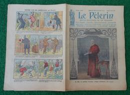 Revue Illustrée Le Pèlerin - Janvier 1923 - Le Cardinal Toucher à Orléans - Découverte Du Tombeau De Toutânkhamon - Journaux - Quotidiens