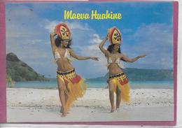 WELCOME TO HUAHINE MAEVA HUAHINE - Tahiti