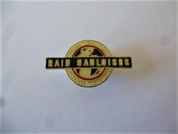 PINS AUTOMOBILES RALLYE RAID GAULOISES / 33NAT - Rallye