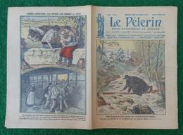 Revue Illustrée Le Pèlerin - Janvier 1923 - Prise De Possession De La Ruhr Par Des Généraux Français - Journaux - Quotidiens