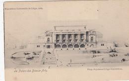 LIEGE / EXPOSITION UNIVERSELLE 1905  / LE PALAIS DES BEAUX ARTS - Liege