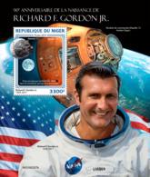 Niger 2019  Richard F. Gordon Jr.,  Astronaut   Space   S201904 - Niger (1960-...)