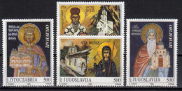 Yugoslavia,Art 1992.,MNH - 1992-2003 República Federal De Yugoslavia