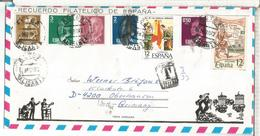 ALTEA ALICANTE  SOBRE TURISTICO MARCA TASA SELLOS DIA DEL SELLO BASICA EJERCITO - 1931-Hoy: 2ª República - ... Juan Carlos I