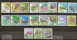 Japon Japan Topical Stamps - 1989-... Empereur Akihito (Ere Heisei)