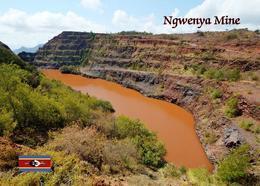 Swaziland Eswatini Ngwenya Mine New Postcard Swasiland AK - Swaziland