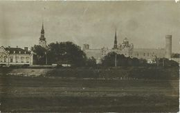 AK Estland Eesti Reval / Tallinn Schloss & Kirchen ~1920 #04 - Estonia