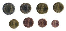 Netherlands. Set, Set Of Coins. 1, 2, 5, 10, 20, 50 Cents, 1, 2 Euro. UNC. 2016 - Netherlands