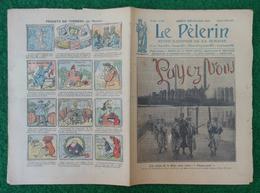 Revue Illustrée Le Pèlerin - Févier 1923 - Les Usines De La Ruhr - L'exploitation Des Forêts De La Rive Gauche Du Rhin - Journaux - Quotidiens