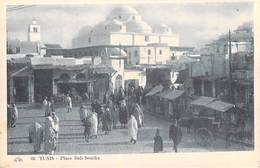 Tunisie - TUNIS Place Bab Souïka ( Editions CAP C-A-P  N°66) *  PRIX FIXE - Tunisia