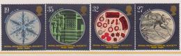 Gran Bretagna Microscopical Microchip Set MNH - Scienze