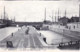 33 - Gironde - BORDEAUX - Les Docks Et Les Ponts Tournants - Bordeaux