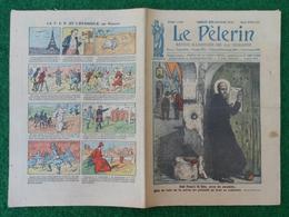 Revue Illustrée Le Pèlerin - Févier 1923 - La Libération De Prisonniers Espagnols Par Les Marocains Contre Rançon - Journaux - Quotidiens