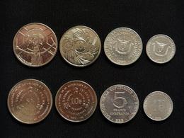 Burundi 4 Coins Set. UNC - Burundi