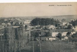 CPA - France - (16) Charente - Ruffec - Vue Panoramique - Ruffec