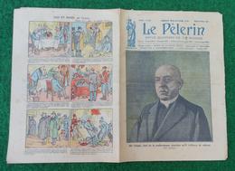 Revue Illustrée Le Pèlerin - Févier 1923 - Arrestations Massives De Communistes En Italie Sur Instruction De Mussolini - Journaux - Quotidiens