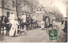 FR13 AIX EN PROVENCE - Carnaval - Lotos Mobiles - Animée - Belle - Carnaval