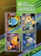 Central Africa 2019  Fauna  Fishes   S201904 - República Centroafricana