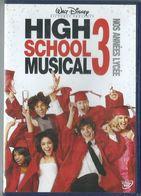 Dvd High School Musical 3 - Comedias Musicales