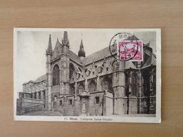 MK Nr.267 Tuberculosebestrijding. Mons-St.-Waudru. - Cartes-maximum (CM)