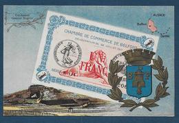 Billet De 1 Franc - Chambre De Commerce De Belfort - Belfort - Ville