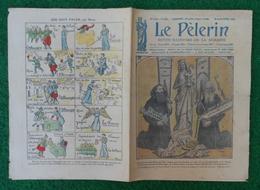Revue Illustrée Le Pèlerin - Mars 1923 - La Mort De M. Théophile Delcassé Dans Les Jardins De L'Évêché De Nice - Journaux - Quotidiens